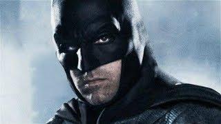 Ben Affleck Breaks Silence On Why He's No Longer Batman