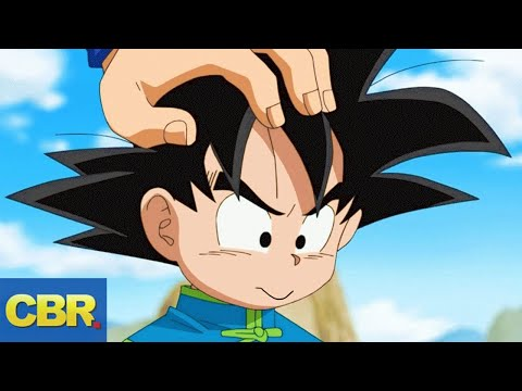 15 Strict Rules Goku's Kids Need To Follow In Dragon Ball