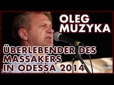 Oleg Muzyka: Poroschenko braucht einen Krieg