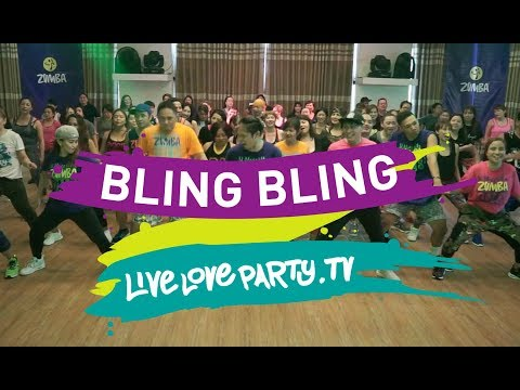 Bling Bling | Live Love Party™ | Zumba® | Dance Fitness