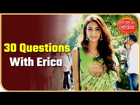 SBS Originals: 30 Questions With TV Actress Erica Fernandes Aka 'Prerna' Of Kasauti Zindagi Kay 2