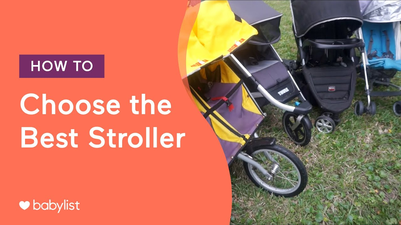 f874a3d3d 10 Best Strollers of 2019