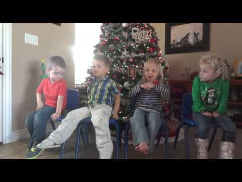 Preschool Christmas Program Song Ideas