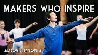 Mao's Last Dancer: From Mao's China To Queensland Ballet | Makers Who Inspire