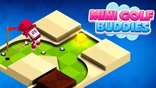 Mini Golf Buddies Trailer