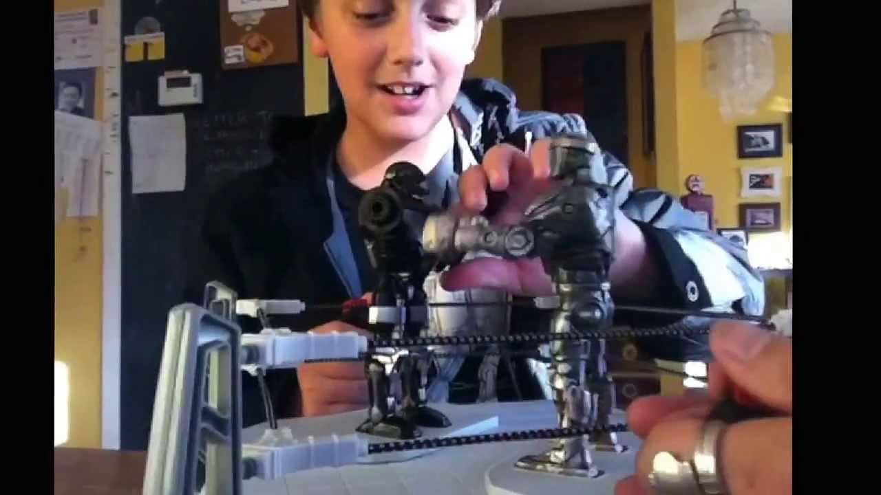 Real Steel Battle Champions Toy Review Doovi