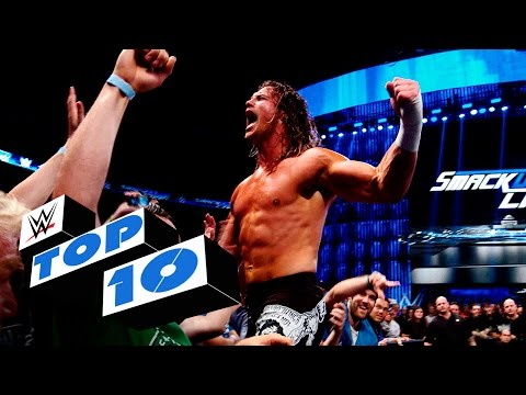 Top 10 SmackDown Live moments: WWE Top 10, July 26, 2016