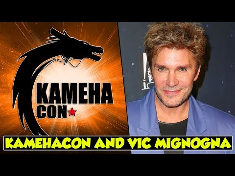 VIC MIGNOGNA KEPT OUT OF CONVENTIONS?! A Dragon Ball Convention Bullied?
