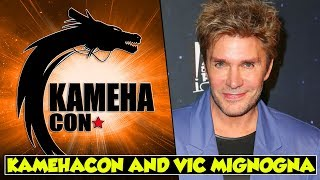 VIC MIGNOGNA KEPT OUT OF CONVENTIONS?! A Dragon Ball Convention Bullied? Kamehacon