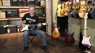 Игорь Кущев Обзор гитары Squier by Fender