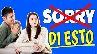 DEJA DE DECIR SORRY EN INGLÉS! | 19 Maneras de sonar MÁS FLUIDO en inglés!