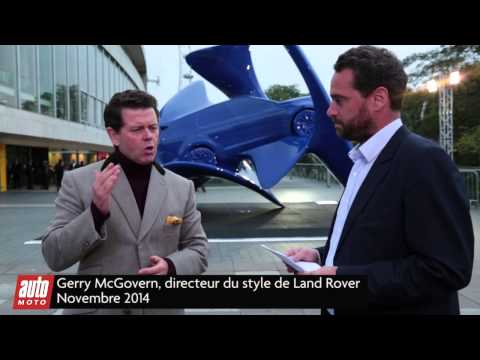 Gerry McGovern : interview exclusive à Londres
