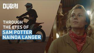 Dubai Through The Eyes Of: Sam Potter & Nainoa Langer | Visit Dubai