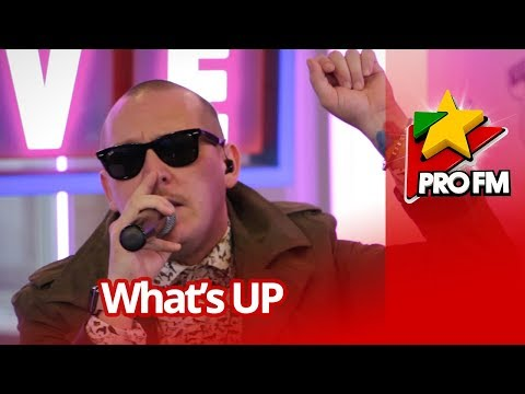What's UP - Ora 2 | PREMIERA ProFM LIVE Session