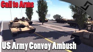Call to Arms - US Army Convoy Ambush
