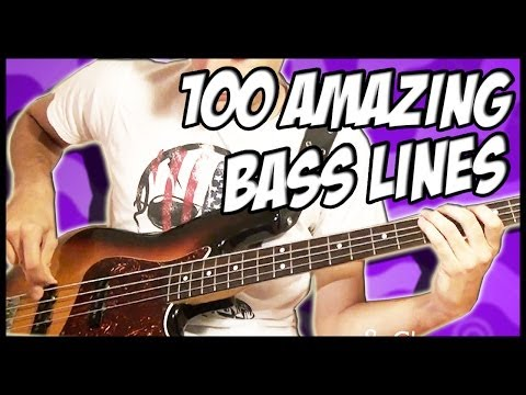Download Youtube: 100 Amazing Bass Lines