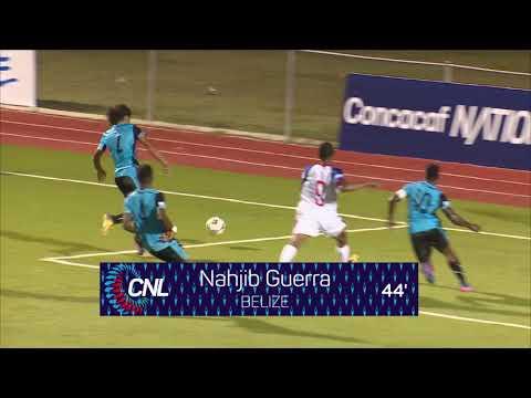 CNLQ 2018: Belize vs Bahamas Highlights