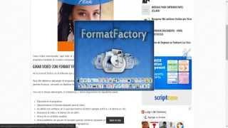 girar video format factory