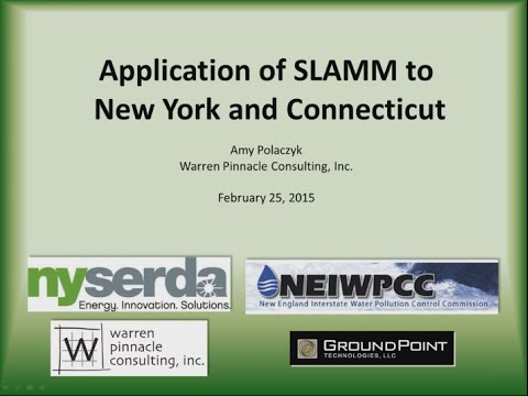 Application of the Sea-Level Affecting Marshes Model (SLAMM)