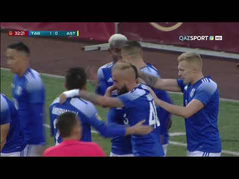 Taraz FC Astana Match Highlights