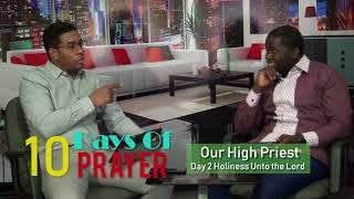 10 Days of Prayer Day 2 Holiness Unto the Lord (JCC)