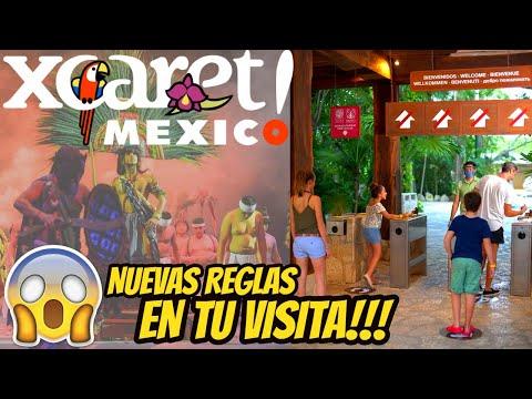 🔴 Xcaret México! Cancún Park | Así sera ir de NUEVO 😱 | Protocolos SEGURIDAD | (TIPS ) GUÍA COMPLETA