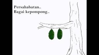 Lirik Kepompong