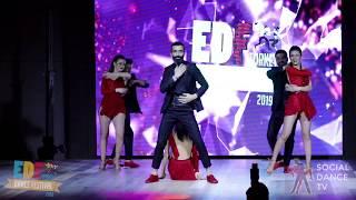 Salsa Ankara Bachata Team - Dance Show | EDF 2019
