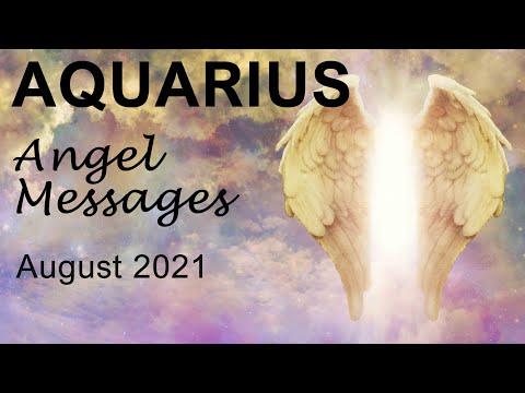 AQUARIUS ANGEL MESSAGES