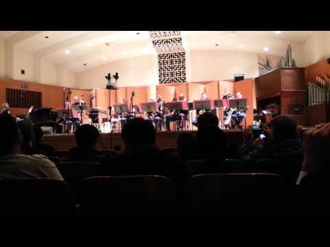 Marine Corps Jazz Orchestra at SJSU 3/7/17