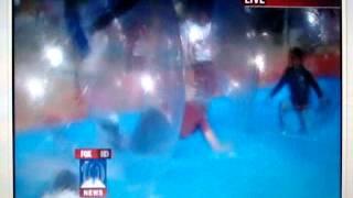 WOW Bubbles on LIVE TV Fox News