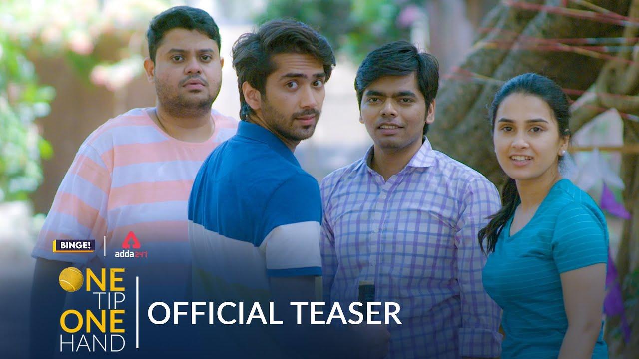 Binge's One Tip One Hand | Official Teaser | Badri Chavan, Anushka Sharma, Ritik & Sachin