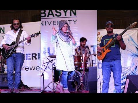 Saaiyaan | Sawal Band (IQRA & FARAZ )at ABASYN University Annual Gathering 2017