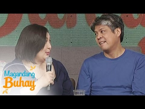 Magandang Buhay: Sharon and Sen. Kiko's message for each other