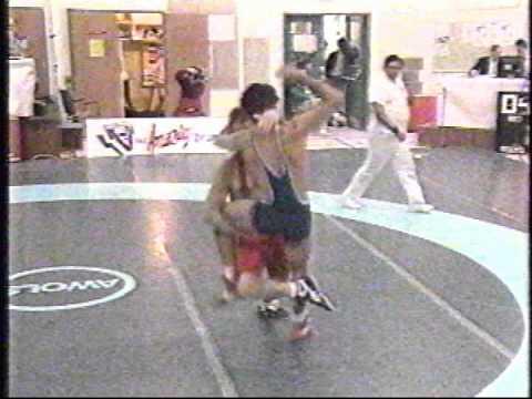 1992 Pan-American Championships: 68 kg Bronze Craig Roberts (CAN) vs. Herminio Hidalgo (PAN)