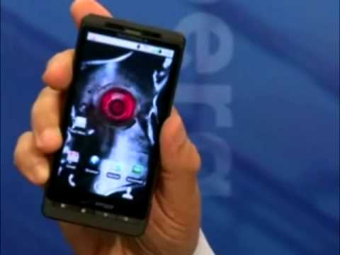 bloomberg 39 s rich jaroslovsky reviews droid x smartphone. Black Bedroom Furniture Sets. Home Design Ideas