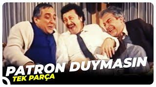 Patron Duymasın (1985)   Türk Filmi