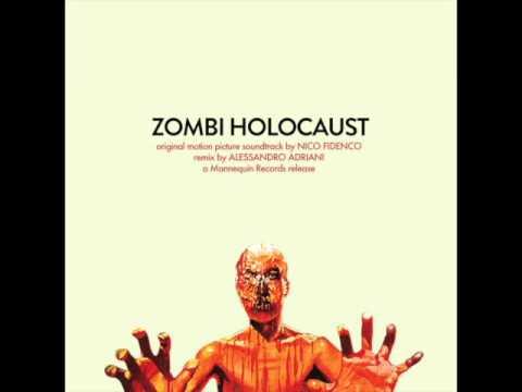 Nico Fidenco - The Magic Is In Progress (Alessandro Adriani Remix) - Zombi Holocaust O.S.T. MNQ 073