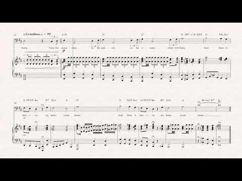 Trombone  - God Bless America - Irving Berlin - Sheet Music, Chords, & Vocals