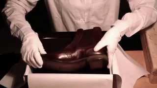 видео Loake — обувь ручной работы из Англии. Большой выбор мужских английских ботинок Loake в наличии.
