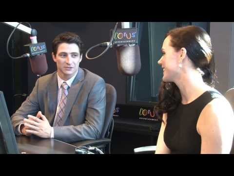 Interview with Ice Dancing Olympic Gold Medalists Tessa and Scott (953 Fresh FM)