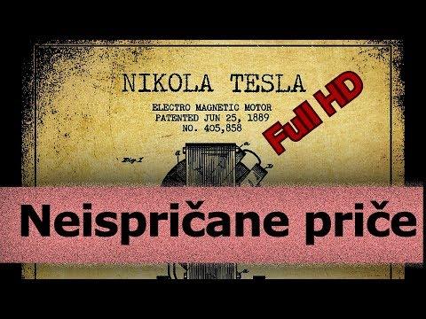 Nikola Tesla | Neispričane priče