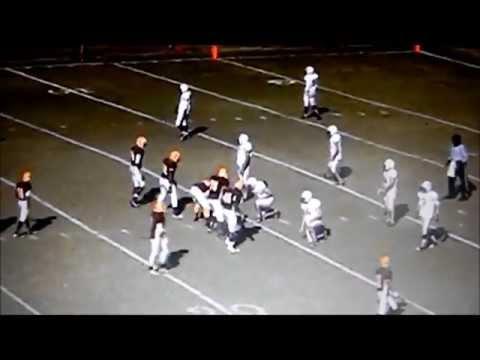 Jeremy Bowen Lutheran High School North Regular Season Video