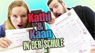 📝 VOKABELTEST IN ENGLISCH FÜR KAAN & KATHI! Welche Note werden wir haben? Zurück in der Schule