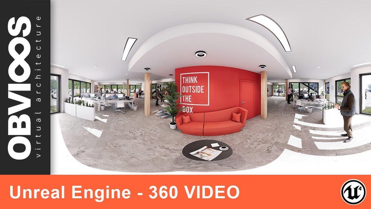 360 ARCHVITECTURE VIDEO (UNREAL ENGINE)