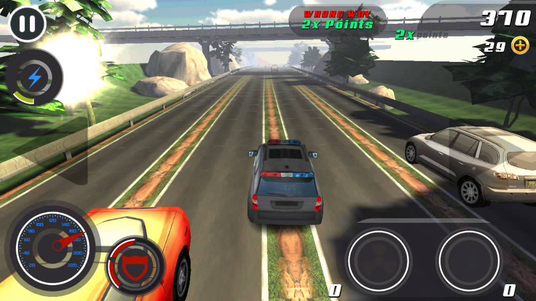 Cop Riot  3D car chase best game app review 2014   YouTube 3D car chase best game app review 2014