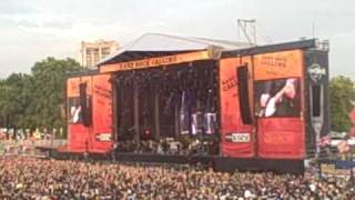 Killers Human Hyde Park Opening