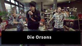 DIE ORSONS - SCHWUNG IN DIE KISTE (LIVE AT JOIZ)