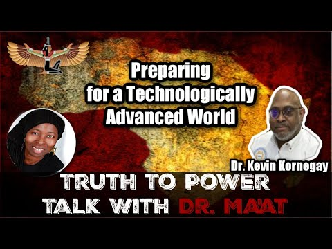 Preparing for a Technologically Advanced World | Blacks in STEM (Dr. Ma'at & Dr. Kornegay)