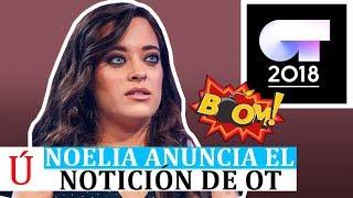 Noelia desvela la bomba de Operación Triunfo 2018: Damion, Carlos, Dave… ¿Julia?